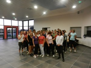 groupe gym